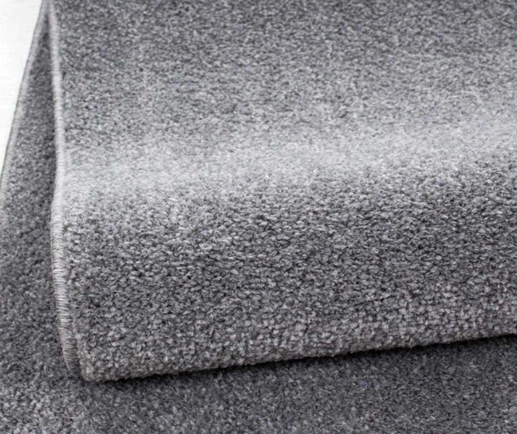 Ata Light Grey Műanyag szőnyeg 160x230 cm