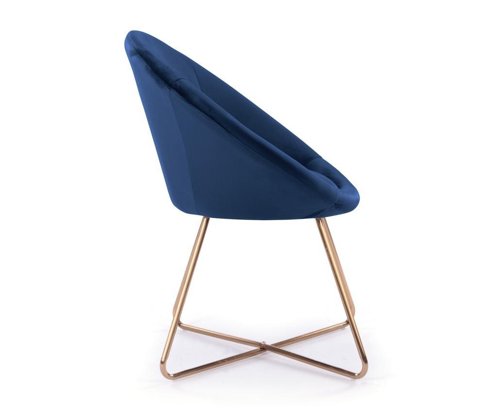 Židle Grace Royal Blue