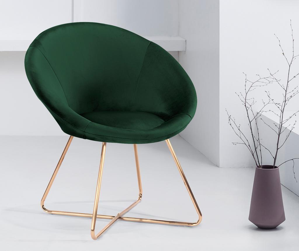 Židle Grace Bottle Green