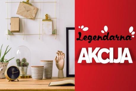 Legendarna Akcija: Dekoracije