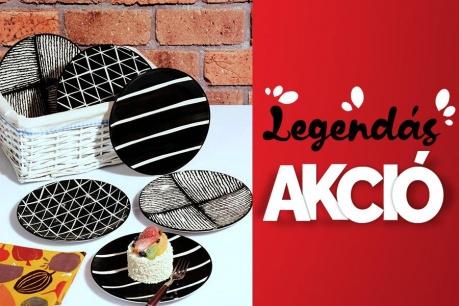 Legendás Akció: Ebédlő és konyha