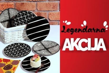 Legendarna Akcija: Jedilnica in kuhinja