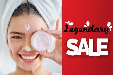 Legendary Sale: Cosmetice Collistar