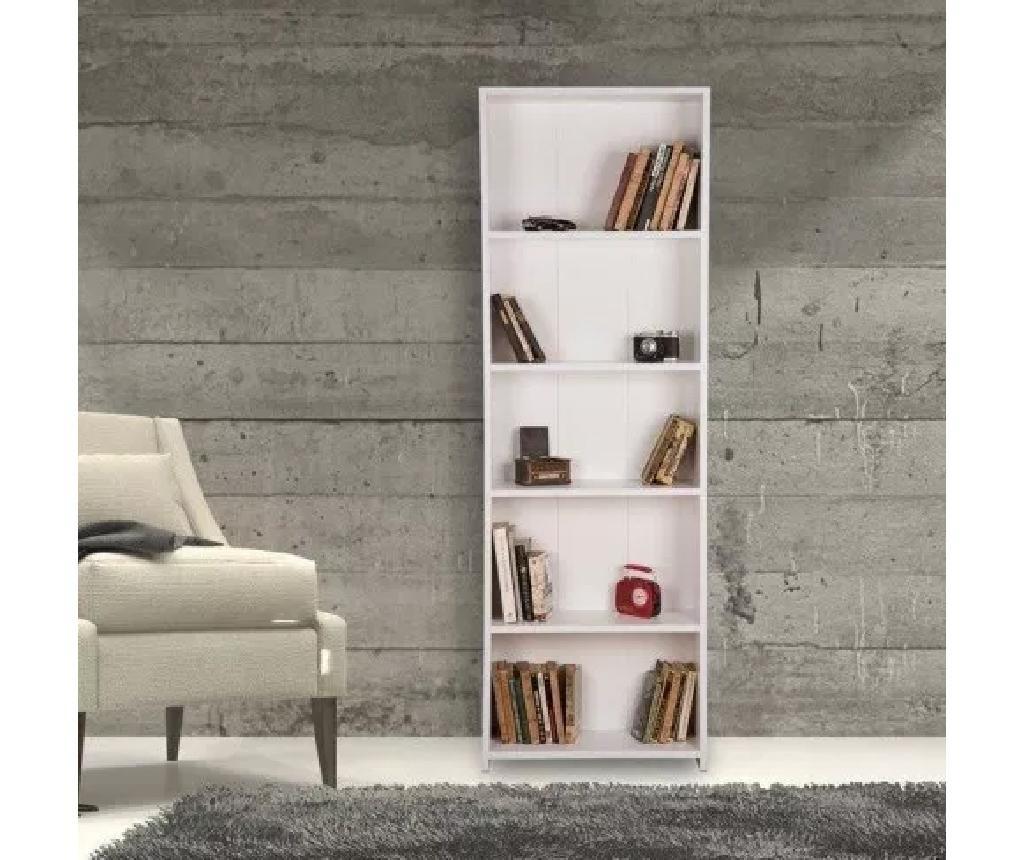 Knjižni regal Derin White