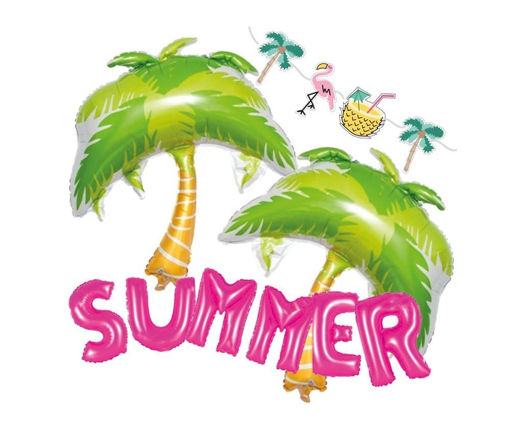 Aloha Summer 9 db Party dekoráció