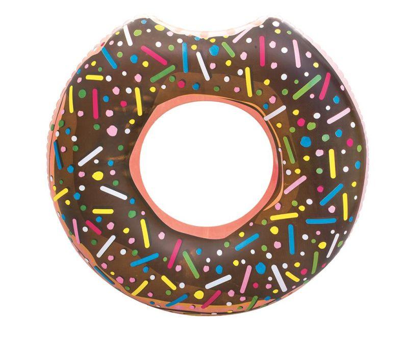Kolut za plivanje Brown Donut Brown