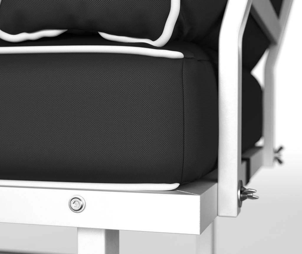 Стол за екстериор Marco Anthracite