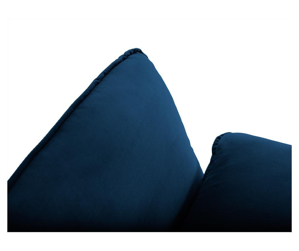 Vienna Royal Blue Baloldali sarokkanapé