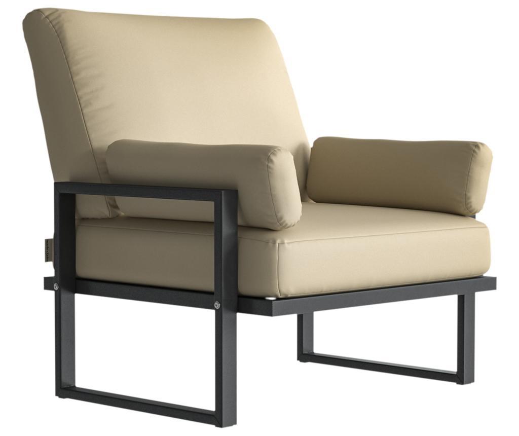 Vrtni stol Mark Beige