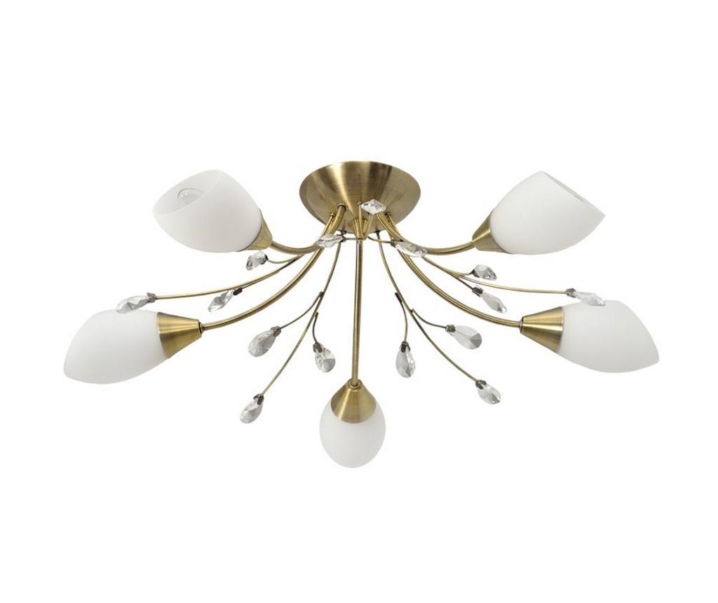 Lustra Savona - Classic Lighting, Galben & Auriu