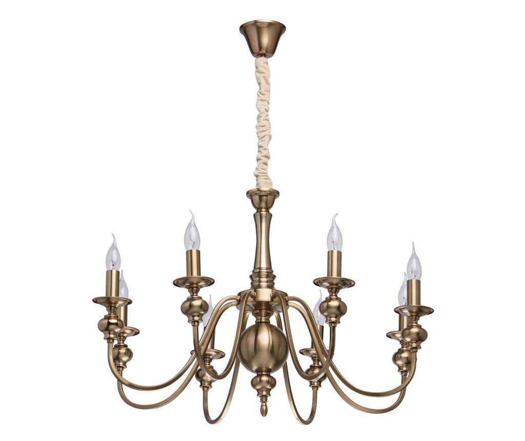 Candelabru Consuelo - Classic Lighting, Galben & Auriu