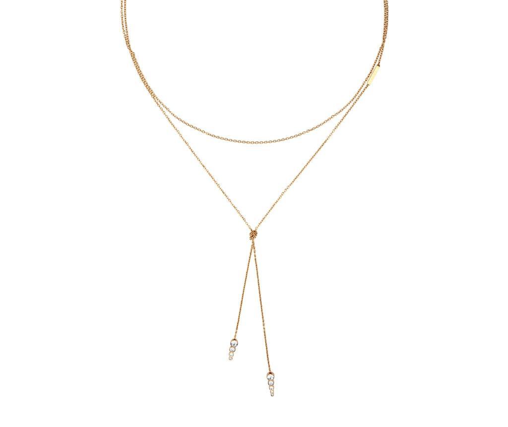 Lantisor Esprit Look Gold Tone - Esprit, Galben & Auriu