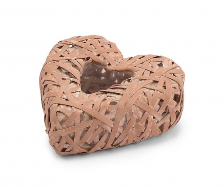 Cvetlični lonec Heart Brick