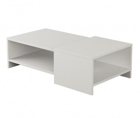Yalo White and White Dohányzóasztal