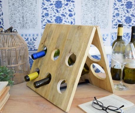 Suport pentru sticle Wood