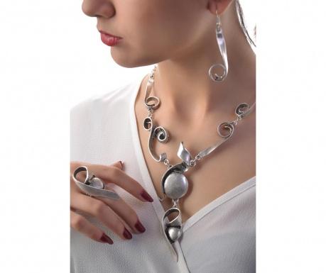Sada prsteň, náušnice a náhrdelník Ramona