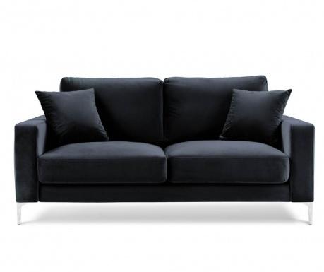 Lyrique Dark Blue Kétszemélyes kanapé
