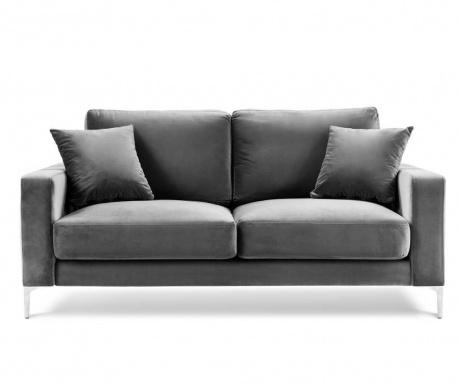 Lyrique Grey Kétszemélyes kanapé