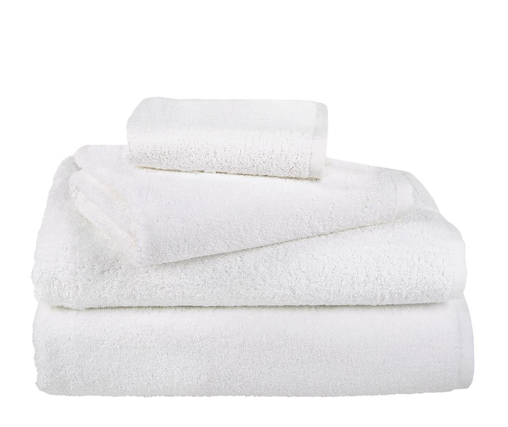 Kupaonski ručnik White Hotel 70x140 cm