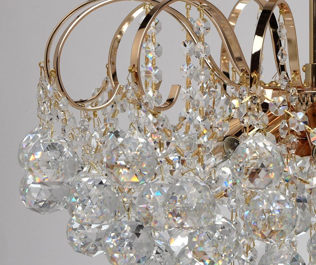 Stropna svjetiljka Pearl Gold