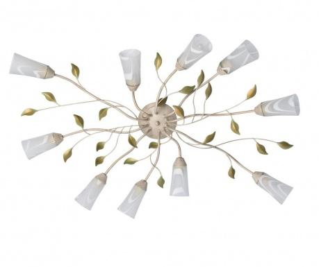 Stropna svjetiljka Jessica Cream Green