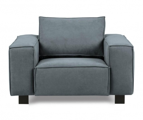 Modern Anthracite Fotel