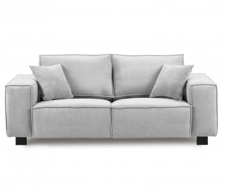 Modern Light Grey Kétszemélyes kanapé