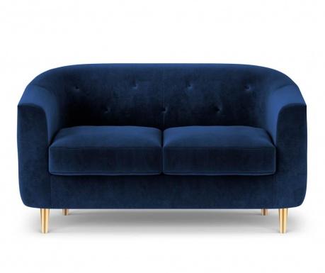 Corde Royal Blue Kétszemélyes szófa