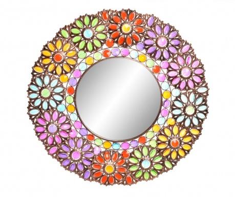 Zrkadlo Flower