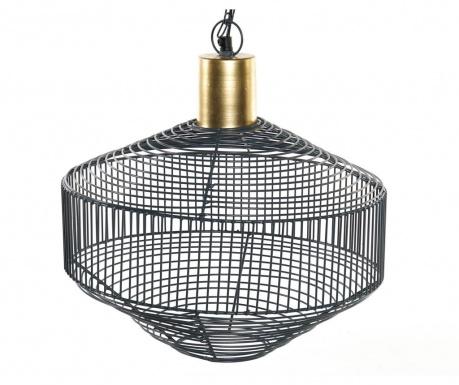 Závesná lampa Metal Golden M