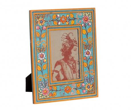 Okvir za slike Blue Floral