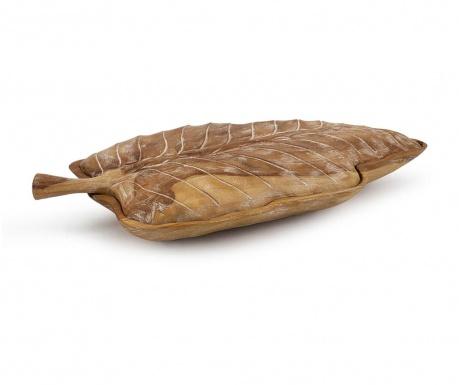 Leaf Dekoratív doboz