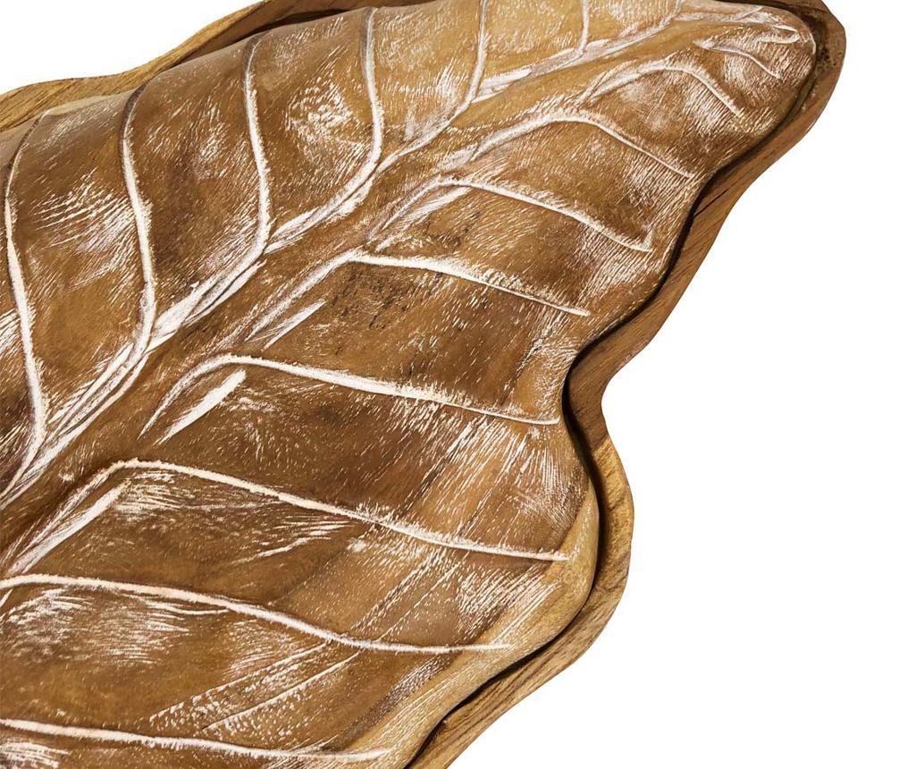 Dekorační box Leaf