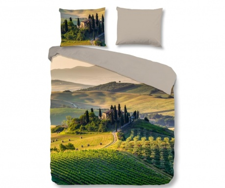 Posteljina Double Tuscan Green