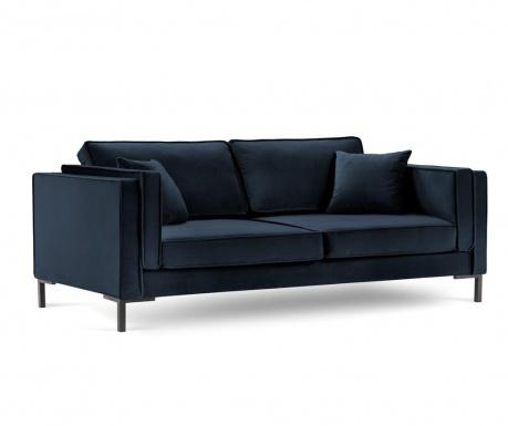 Sofa trosjed Luis Dark Blue