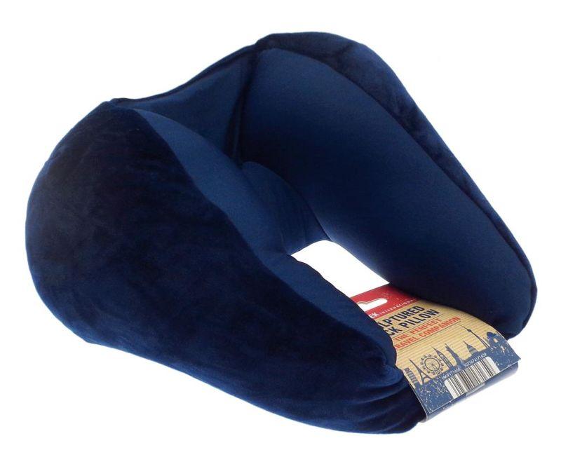 Blazina za vrat Sculpture Blue