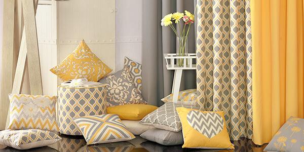 Текстили в цветовете на лятото