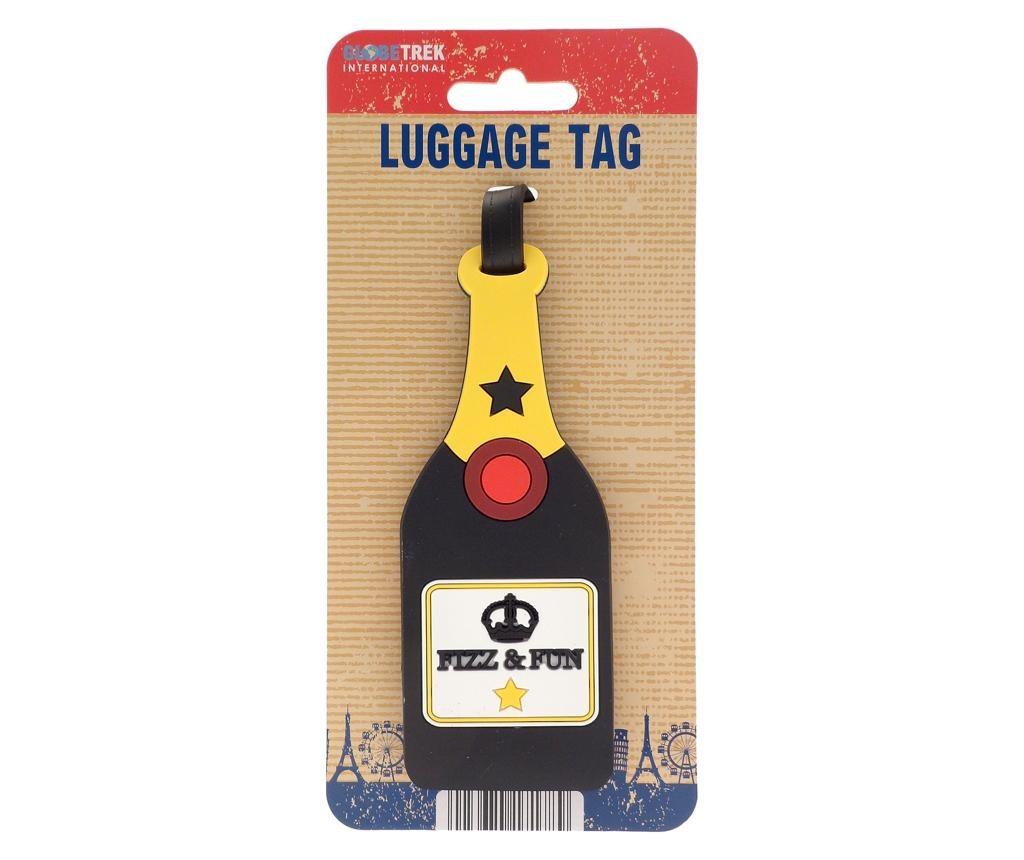 Oznaka za prtljago Fizz & Fun