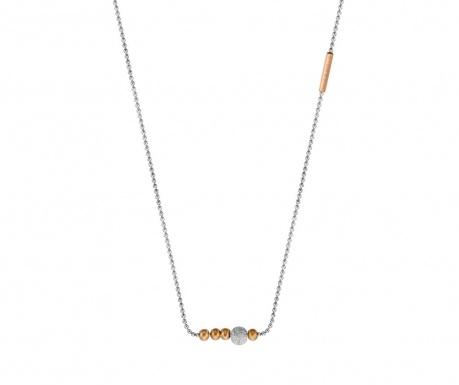 Lantisor cu pandantiv Esprit Belle Silver & Rose Gold Tone