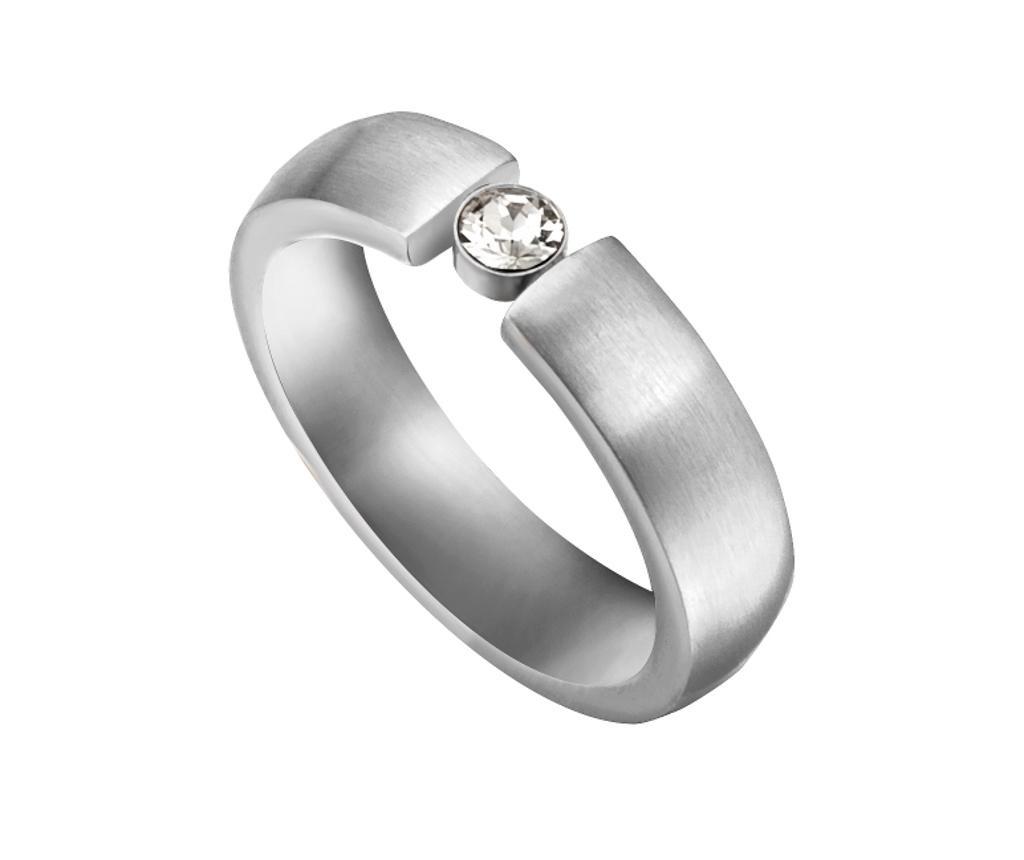 Inel Esprit Delly Silver Tone 18 mm