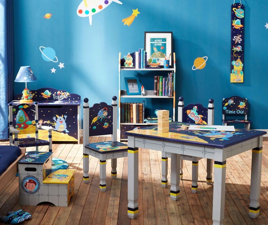 Masa pentru copii Outer Space