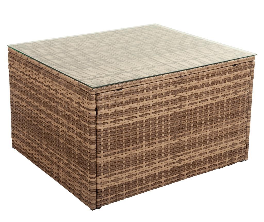 Комплект мебели за екстериор 4 части Ramy