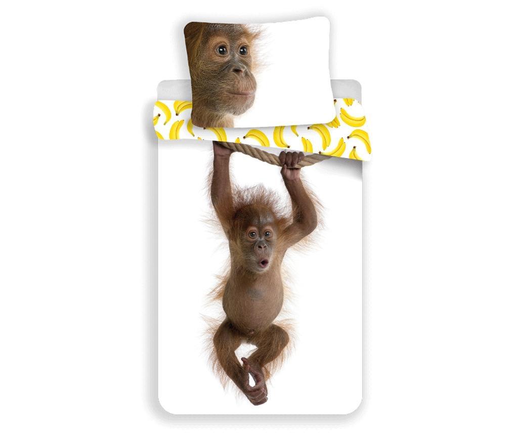 Ložní povlečení Single Orangutan