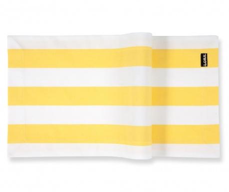 Traversa de masa Stripes Yellow 40x160 cm
