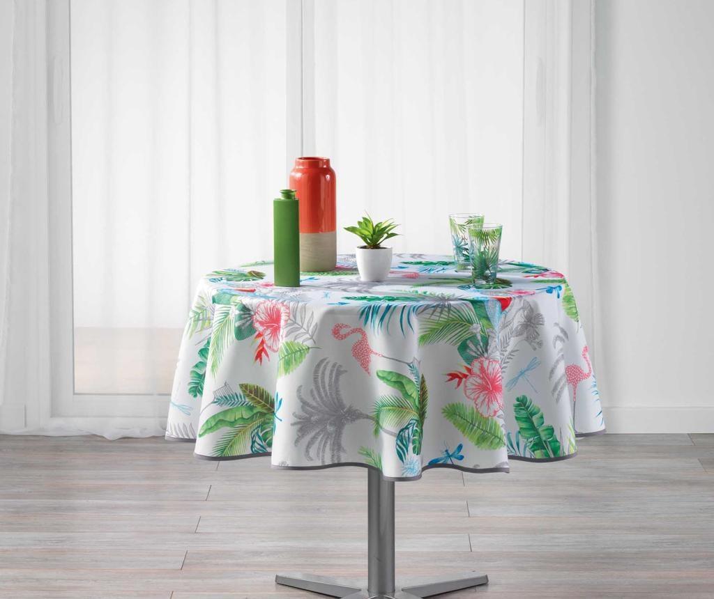 Paradizio Round White Asztalterítő 180 cm