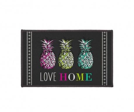 Love Ananas Szőnyeg 50x80 cm