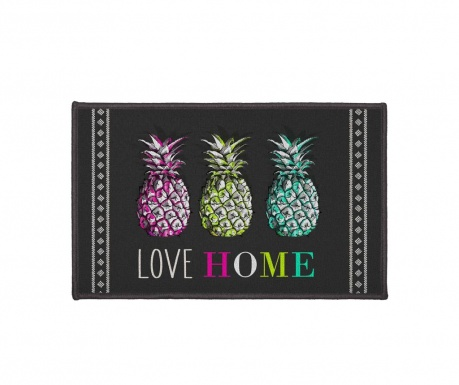 Covor Love Ananas 50x80 cm
