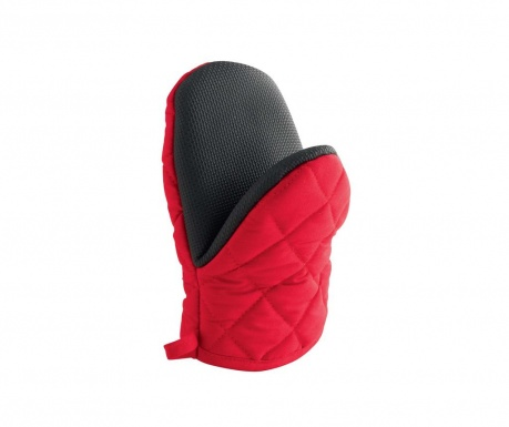 Cuistot Pinch Red Konyhai fogókesztyű 24.5x14.5 cm