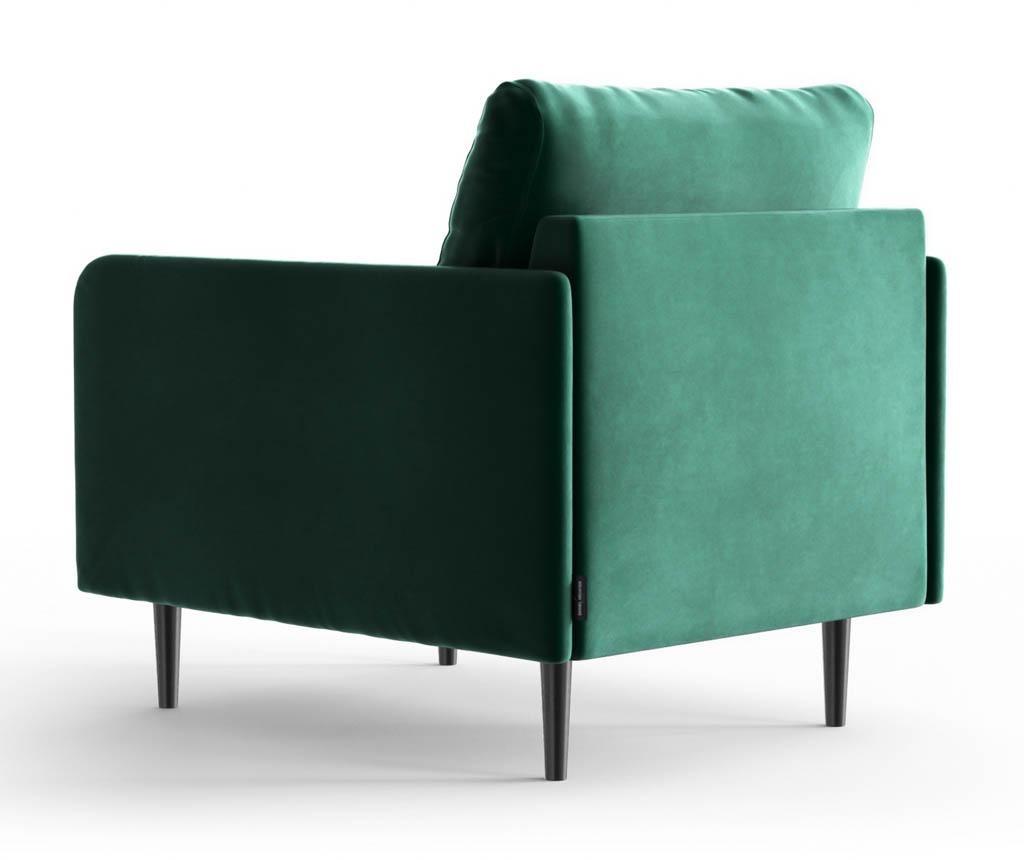 Memphis Emerald Green Fotel