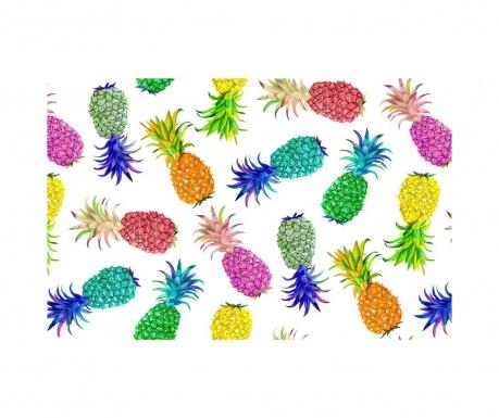 Individual Folie Ananas White 30x44 cm